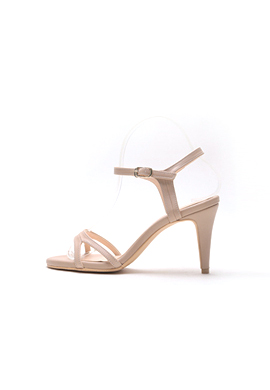 leather strap_ sandal