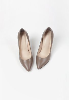[소가죽]Pigalle Pumps