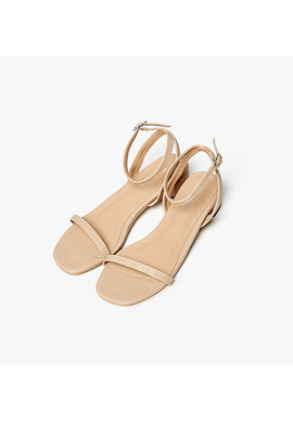 cozy basic_ sandal